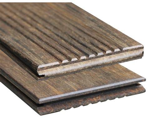 Terrassendielen Aus Bambus by Bambus Terrassendiele Mit Nut 18x137x1850 Mm Bei Hornbach