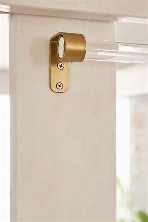 clear acrylic shower curtain rod lucite shower curtain rods curtain menzilperde net