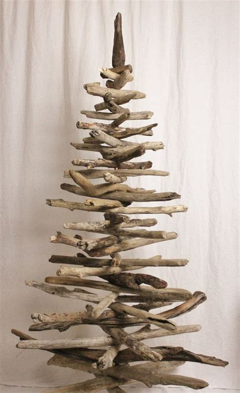 25 best ideas about driftwood christmas tree on pinterest