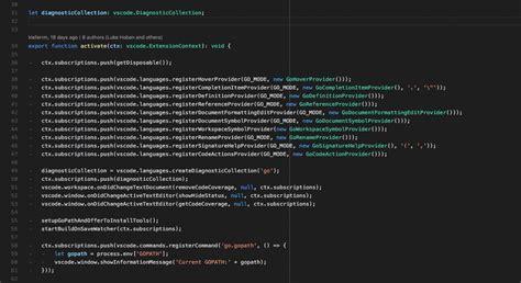 how tos source code directory programmableweb visual studio code extensions using codelens