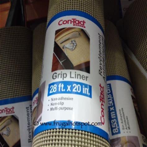 Costco Shelf Liners costco sale contact brand grip shelf liner 4 97 frugal