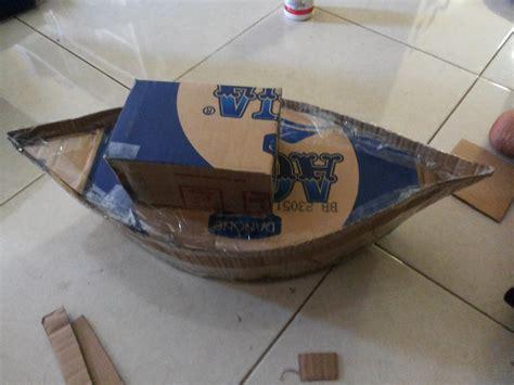 membuat jam mainan dari kardus cara membuat kapal mainan dari kardus bekas membuat kapal