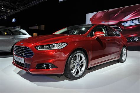 new ford new ford mondeo pictures auto express