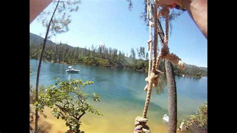 rope swing youtube rope swing double back flip gopro chest mount youtube