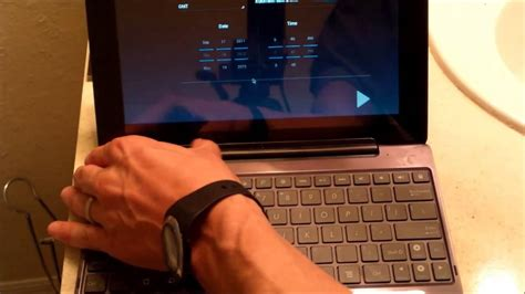 reset bios button how to reset asus tablet review youtube