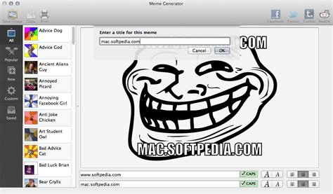 Meme Generator Mac - download meme generator mac 1 2