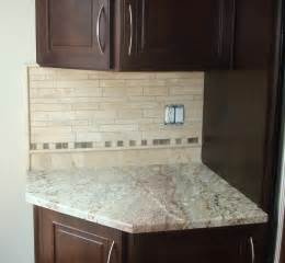 Exles Of Kitchen Backsplashes Exles Of Travertine Backsplashes Edging Search