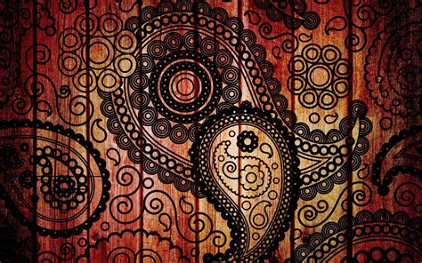 free indian pattern background paisley pattern walldevil