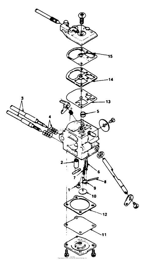 zama carburetor diagram homelite 330 chain saw ut 10575 parts diagram for zama