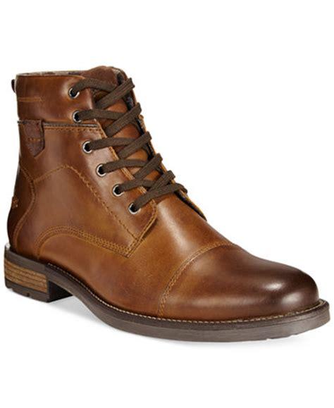 macys shoes alfani cap toe boots only at macy s all s