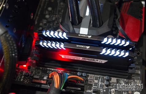 Ram Ddr4 Corsair Vengeance Led 1x8gb Review Corsair Vengeance Led Ddr4 El Chapuzas Inform 225 Tico