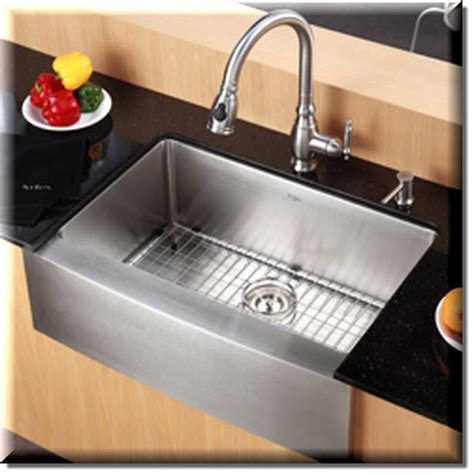 Scratch Resistant Kitchen Sinks Farmhouse Kitchen Sink 16 Scratch Resistant Stainless Steel Commercial Annbo Farmhouse