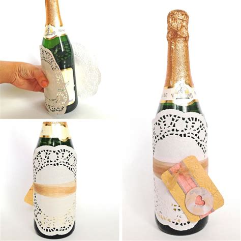 ideas de como decorar botellas de vino 9 maneras de decorar una botella de vino para regalar