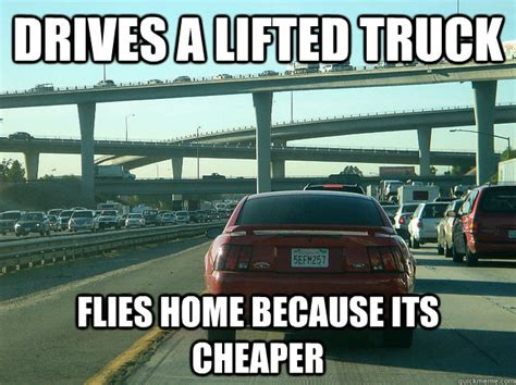 Lifted Truck Memes - lifted ford truck meme pictures to pin on pinterest