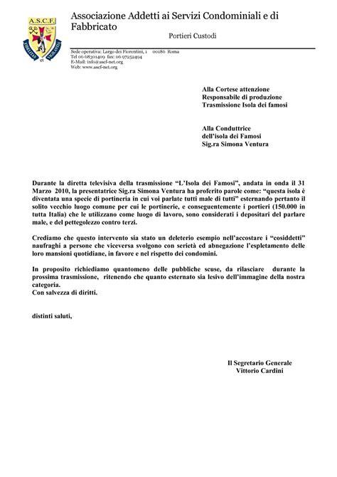 lettere condominiali come si scrive una lettera di reclamo senza soldi