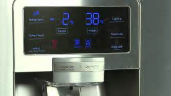 samsung refrigerator warning lights how to replace the hafcin exp water filter for samsung