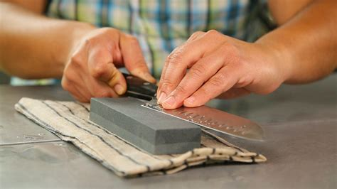 Sharpen and care for your kitchen knives   CNET