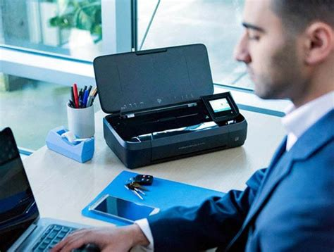 Printer Hp Officejet 250 Mobile All In One new hp officejet 200 officejet 250 mobile printer all in one for business professionals on the