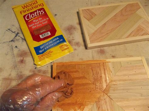 minwax woodworking projects coasters to match your style using scraps minwax