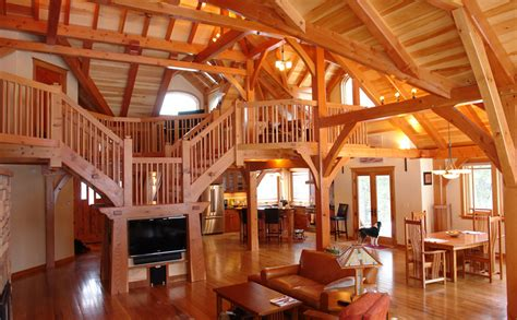 a frame ranch house plans timber frame home designs and floor plans exles great northern woodworks