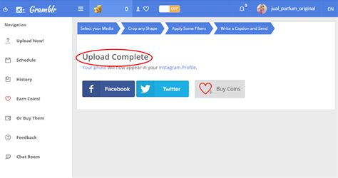 imagenes upload cara upload foto dan video ke instagram lewat pc