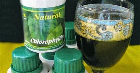 Kecap Nasa chlorophyllin stockis nasa pt nusantara