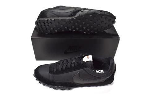 Nike Waffle X Cdg the comme des gar 199 ons x nike waffle racer is now available kicksonfire