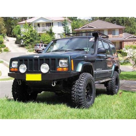 Jeep Ch Snorkel For Jeep Xj Accessoires4x4 Ch