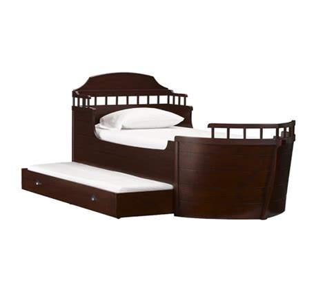 pirate bed trundle pottery barn