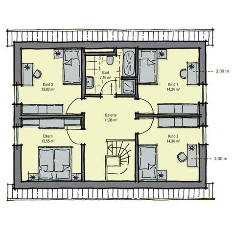 Fertighaus Grundrisse Einfamilienhaus by Einfamilienhaus Guenstig Bauen Birkenallee Eines Der 5