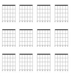 tab template for word guitar chord chart templates 12 free word pdf