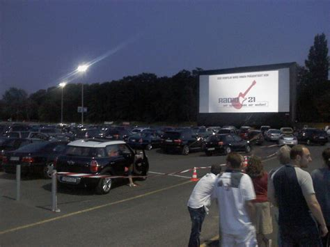 Auto Kino by Agentur Disponiert Autokino Revival In Hannover