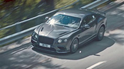 bentley hp 700 hp bentley continental supersports 2017