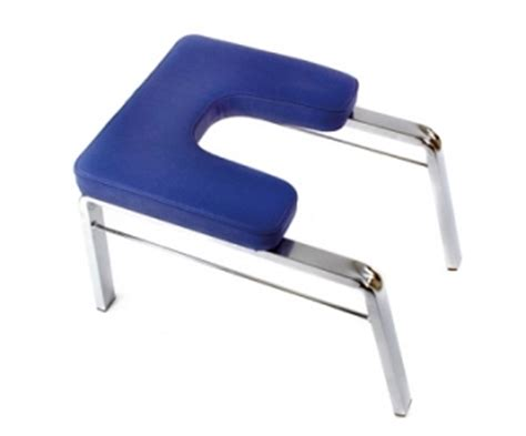 Headstand Stool headstand stool blue buy at yogistar