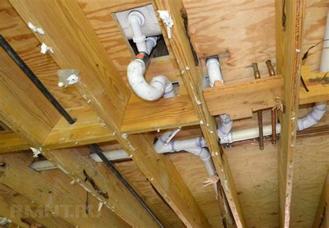 bathroom floor joists межэтажные перекрытия по деревянным балкам устройство