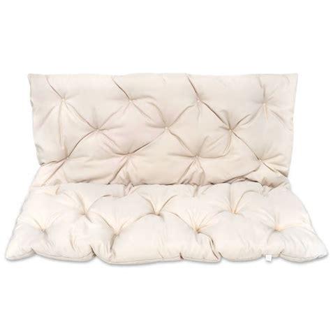 cuscini per dondolo articoli per cuscino crema per dondolo 120 cm vidaxl it