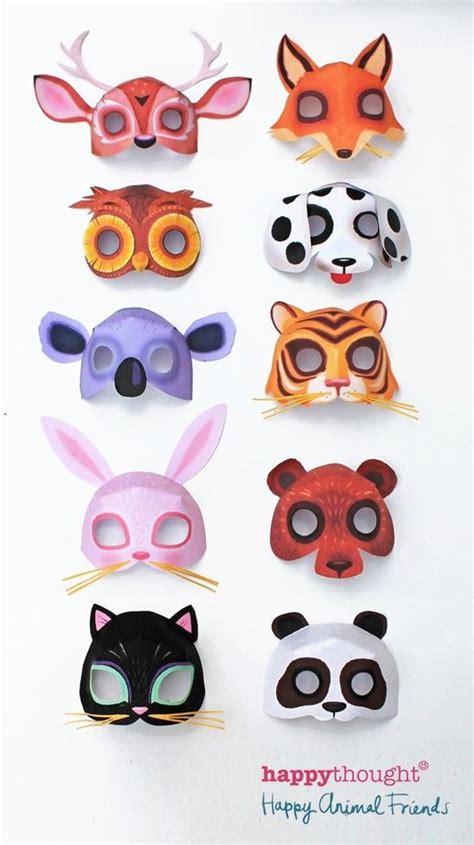 easy printable animal masks best 25 animal mask templates ideas on pinterest felt