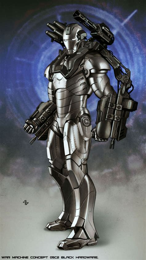 Iron War Machine Comic the of adi granov iron central