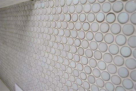 How To Grout Penny Tile   Grouting tile, The penny and