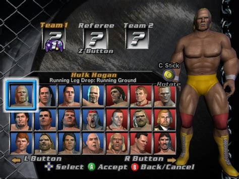 The The Legend 2 legends of ii user screenshot 4 for gamecube