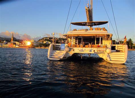 catamaran boat india elegant lagoon 560 sailboat for charter in mumbai west