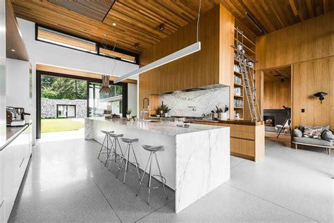 luxury contemporary modern custom kitchen design
