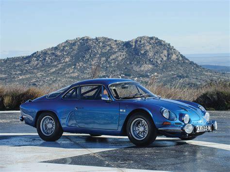 alpine renault renault alpine a110 1973 sprzedane giełda klasyk 243 w