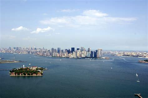 boat slip new york city new york harbor in new york ny united states harbor