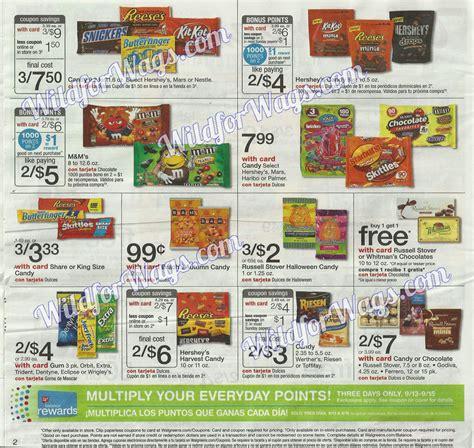 Sneak Peek Walgreens Weekly Ad Scan 9 13