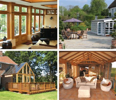 Modern Kitchen Designs 2012 by Bespoke Oak Conservatories Amp Orangeries Enhance Your Home