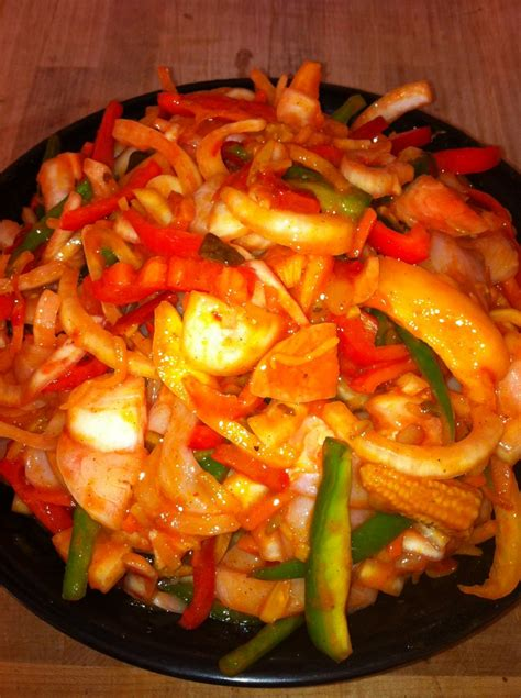 Todays Special Stir Fried Peking With Peppers And Green Beans by Peking Style Chicken Stir Fry Family Butchers