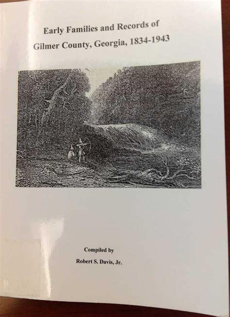 Gilmer County Records A Guardianship Bond For Harvey Ward Tonia S Roots