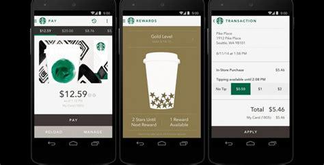starbucks app for android starbucks app android 28 images starbucks app needs 2014 android update phonesreviews uk
