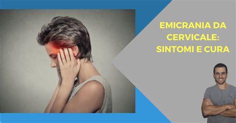 dolori cervicali e mal di testa mal di testa da cervicale